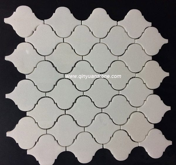 Arabesque mosaic