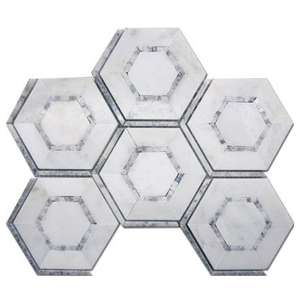 hexagon-mosaic-tile