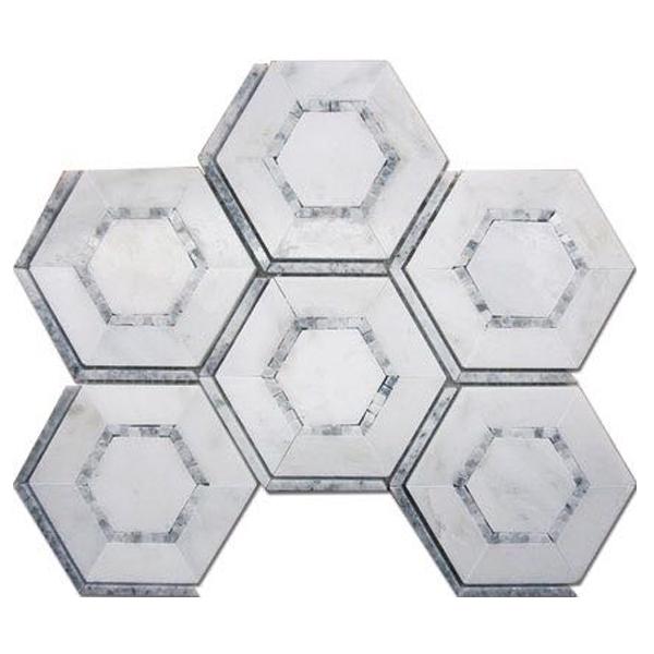 hexagon-mosaic-tile