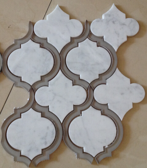 Arabesque marble