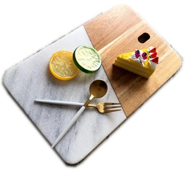 carrarra marble cheese board