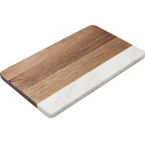natural wood marble board
