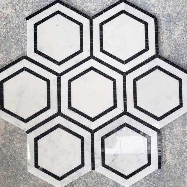 hexagon-tile-mosaic