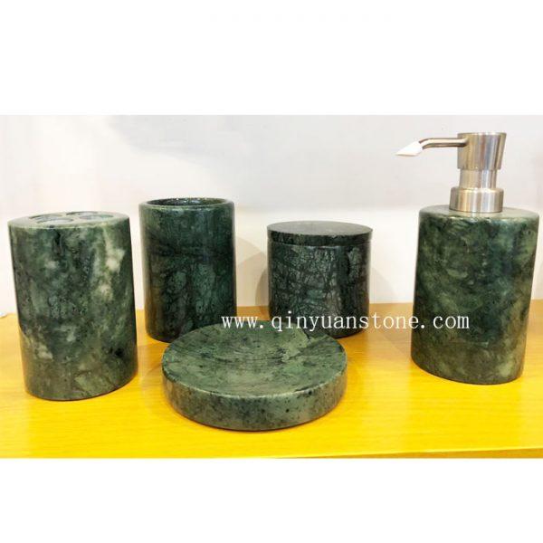green-marble-bathroom