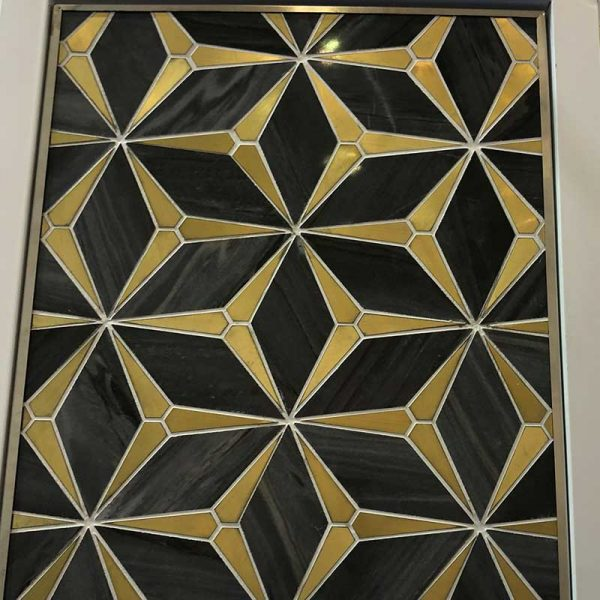gold-black-mosaic